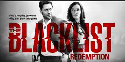 """The Blacklist Redemption: Coming Soon. In this thrilling new spin-off of NBC's breakout hit series, undercover operative Tom Keen joins forces with Susan """"Scottie"""" Hargrave, the brilliant and cunning chief of Grey Matters, a covert mercenary organization that solves problems governments don't dare touch. While on the hunt for Liz's attacker, Tom secretly discovered that Scottie is actually his biological mother, which drew him closer to her. Now, as they team up to employ their unique skills and resources in a dangerous world of deadly criminals, Tom begins his own mission to find out more about his shadowy past. One-hour drama.Cast: Famke Janssen"""