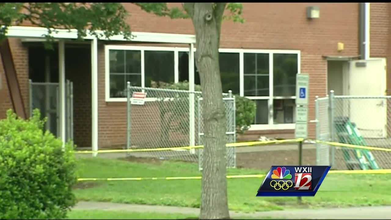 The investigation continues into what caused a fire that heavily damaged two classrooms at a Greensboro school.
