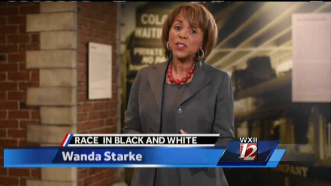 "This is the first segment of the WXII 12 News special, ""Race in Black and White."""