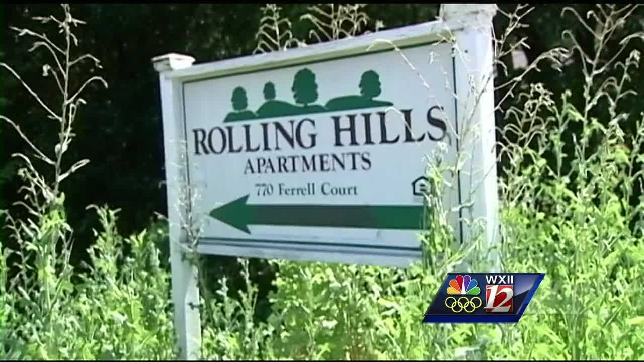 Thursday, Winston-Salem leaders will be talking about their plans for a local apartment complex, where residents have been living in terrible conditions.  Samina Engel has a follow-up on where things stand now.
