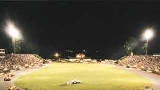 Bowman Gray Stadium (WXII)