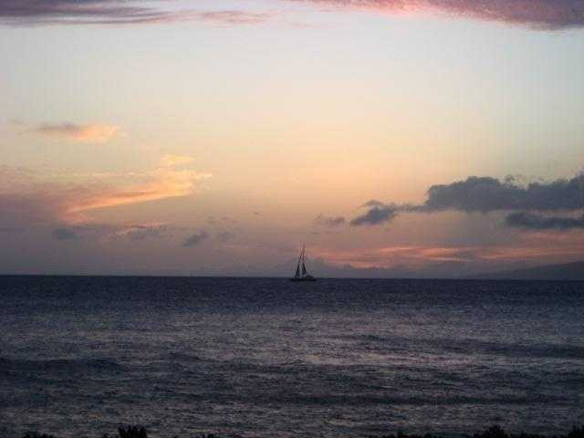 Beautiful sunsets for all your wedding photos and/or just memories from a wonderful honeymoon.