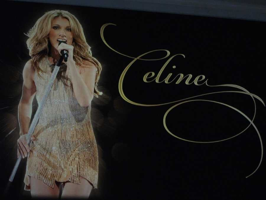 Celine Dion is back in concert atColosseum at Caesars Palace. What better show to catch as newlyweds in love.