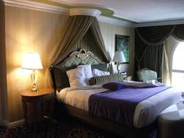 Several rooms to choose from with beautiful views for wedding guests, the wedding party and happy couple.