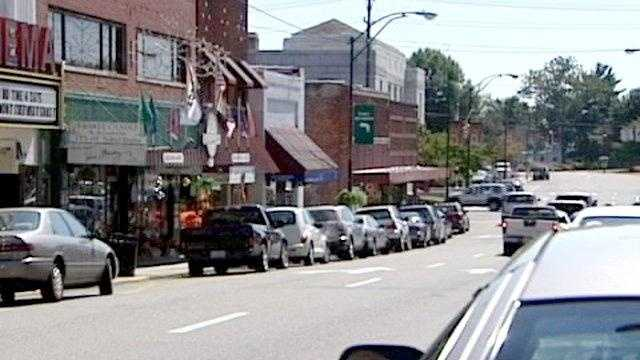 Downtown Mount Airy generic