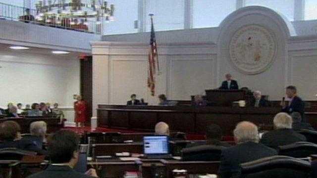 NC State Legislature - 24204024