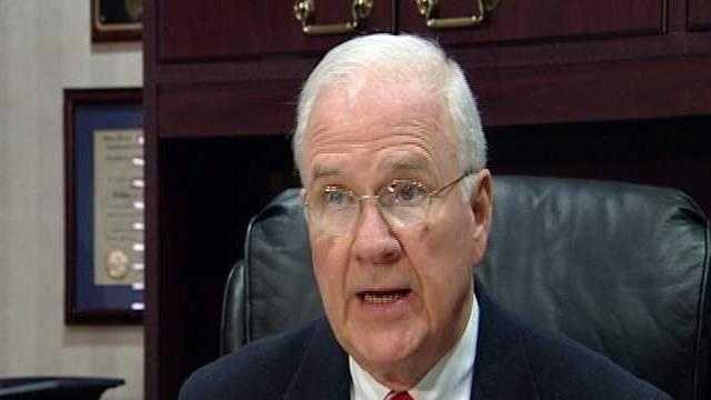Forsyth County Sheriff Bill Schatzman