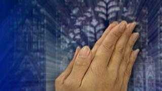 Generic Hands Of Prayer Image - 14363494