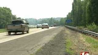Generic Driving On Highway, Interstate - 13643865