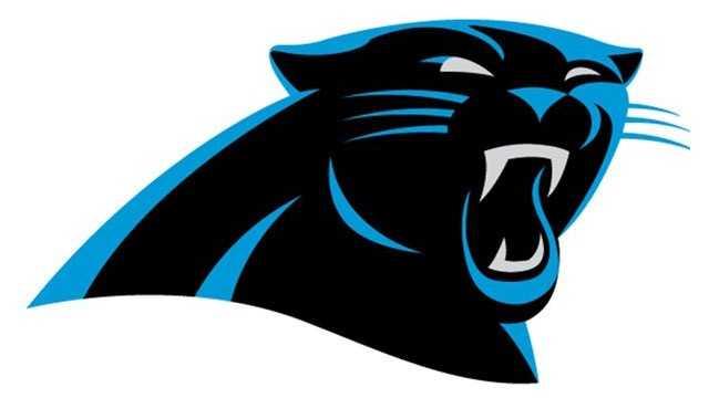 new Carolina Panthers NFL logo
