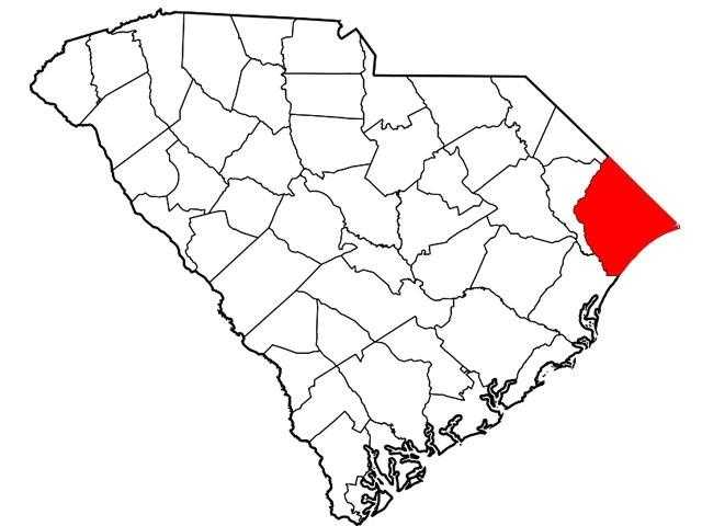 Horry Co. -- 10.2%