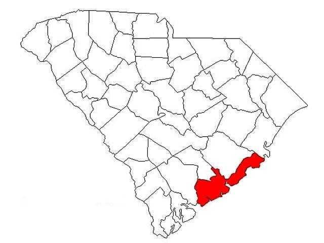 Charleston Co. -- 10.5%