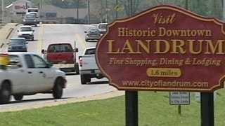 Landrum sign generic