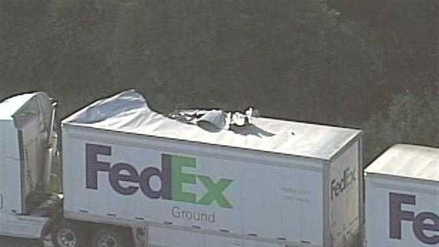 I-85 wreck image