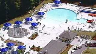 The near-drowning last year on July 25 cleared the water park for the day, and closed it for several days afterward.