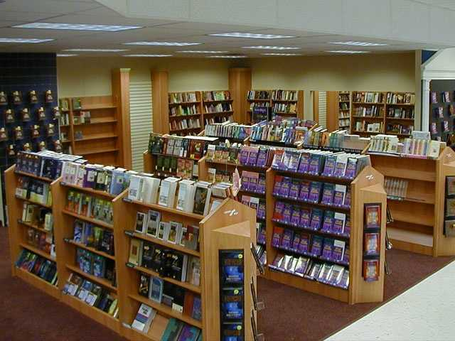 Crossway sells Bibles, Christian books and entertainment.