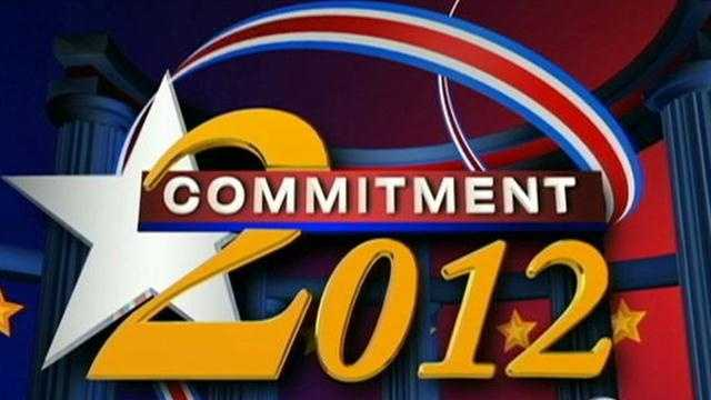 Commitment 2012 is WYFF 4's pledge to cover the political issues important to you.