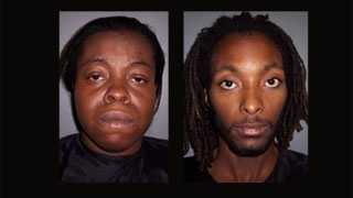 Adrian Latimer and Kareem Thompson: Accused of burglary and larceny