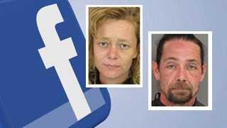 Landreths accused in Facebook burglaries