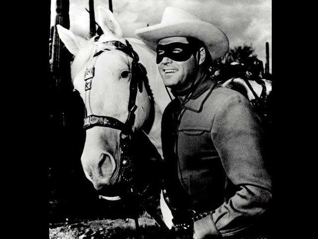 """The Lone Ranger"" was the first hit TV show on ABC and aired from 1949 to 1957."