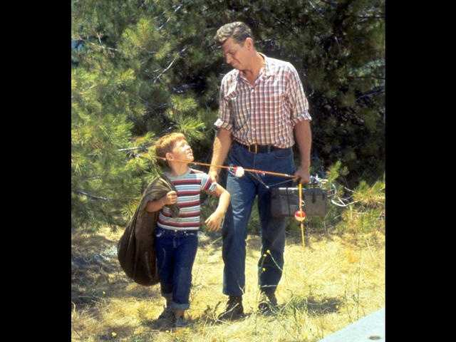 """The Andy Griffith Show"" aired on CBS from 1960 and 1968 and its enduring popularity inspired two spinoff shows."