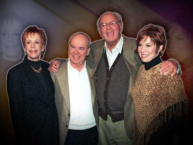 """The Carol Burnett Show"" ran on CBS from 1967 to 1978."