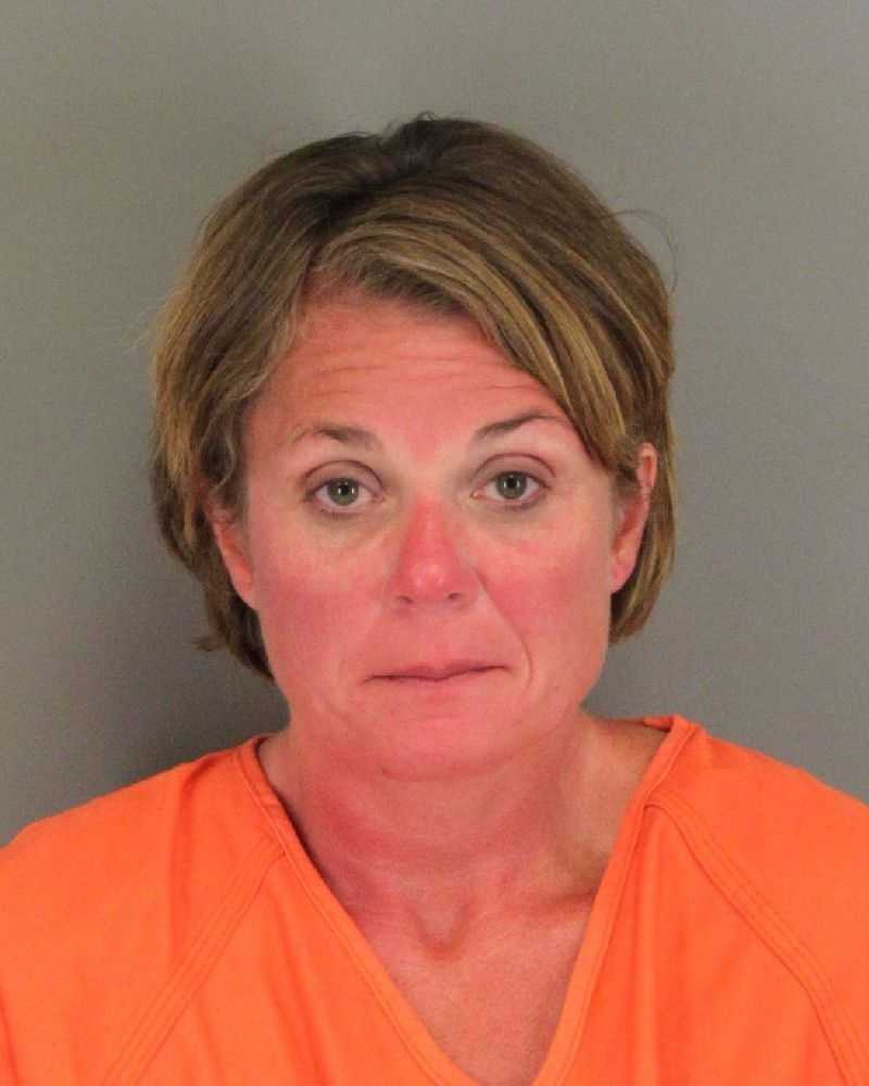 Shellie Lister: charged with DUI