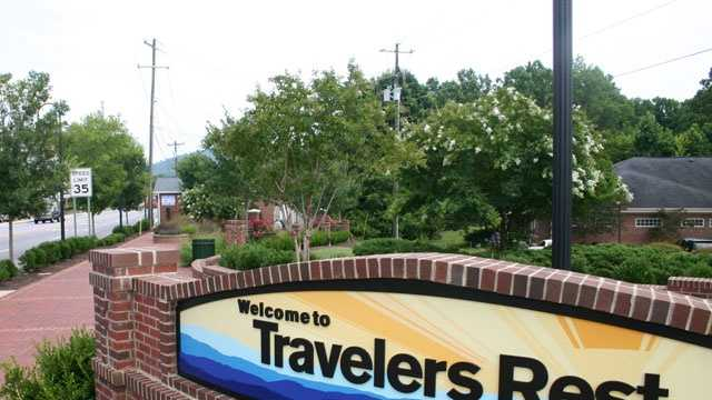 Travelers Rest is showing off a revitalized downtown area thanks to the popularity of the Swamp Rabbit Trail.