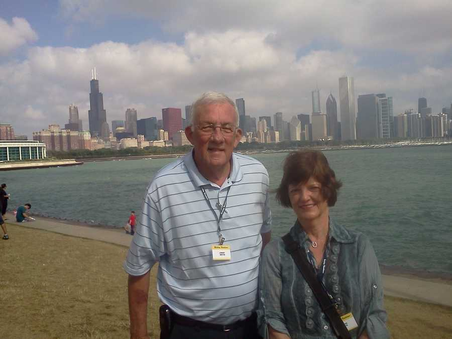 The Smiths from Westminster on Lake Michigan