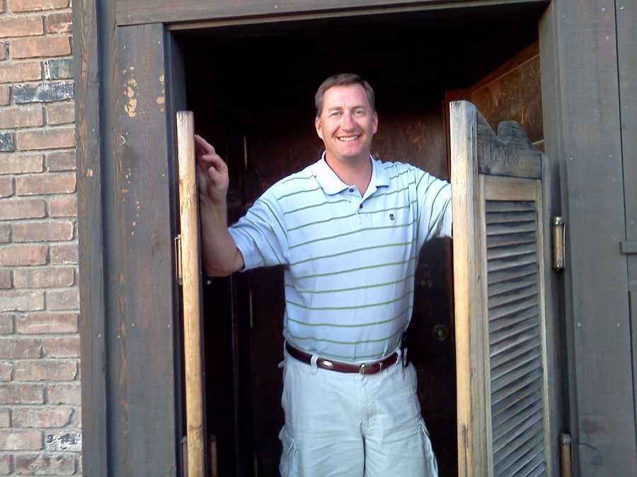 Carl at Moose Tracks Saloon