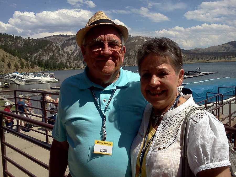 Bobbie and Elbert Bower