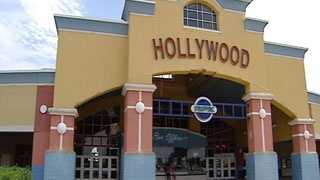 Cherrydale Hollywood movie theater
