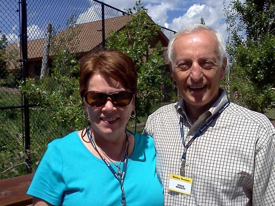 Steve and Gayle Merritt