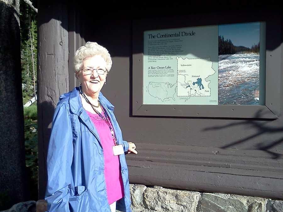 Doris at the Continental Divide
