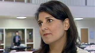 Gov. Nikki Haley, file photo