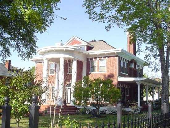 Greenville County is home to numerous homes that are included in the National Historic Registry.