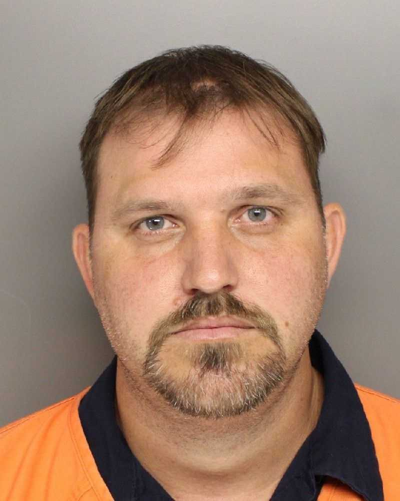Larry Andrew Hickman: Arrested in a prostitution sting