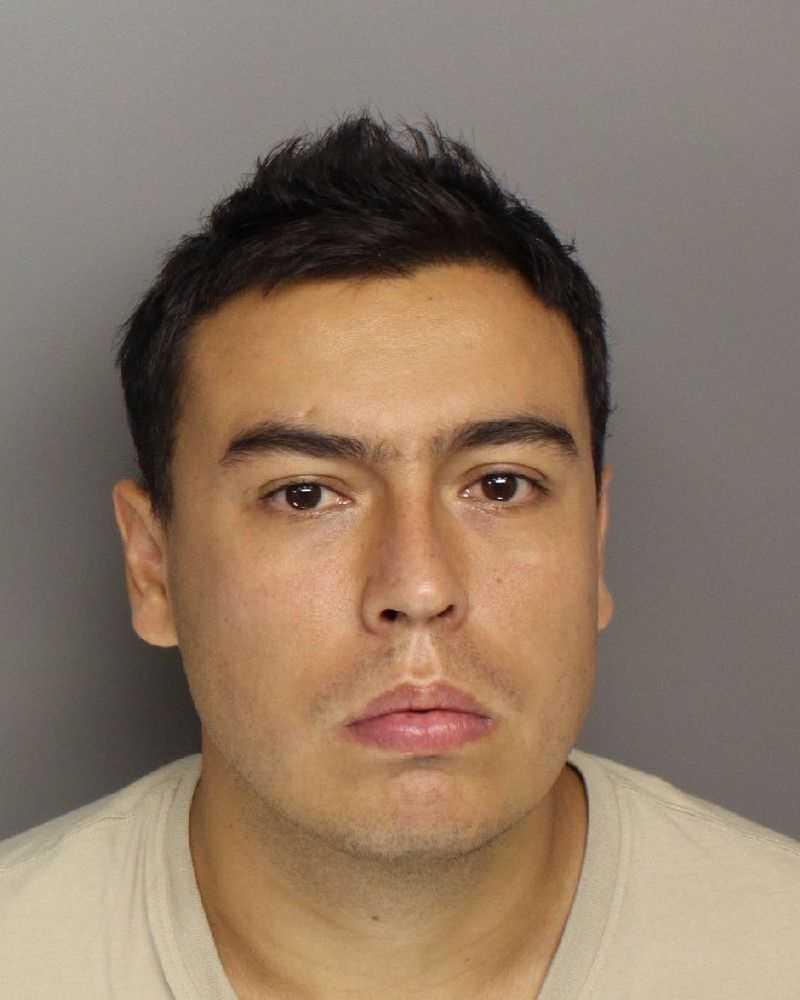 Luis Felipe Pedraza: Arrested in a prostitution sting