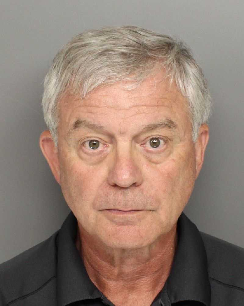Robert Edward Schwab: Arrested in a prostitution sting