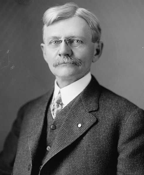 Thomas R. Marshall -- 1913-21 under Woodrow Wilson