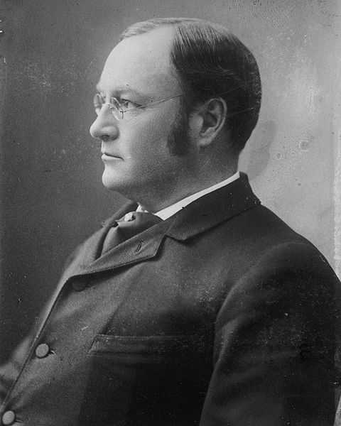James S. Sherman -- 1909-12 under William Taft