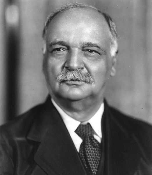 Charles Curtis -- 1929-33 under Herbert Hoover