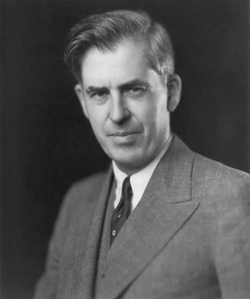 Henry A. Wallace -- 1941-45 under Franklin D. Roosevelt