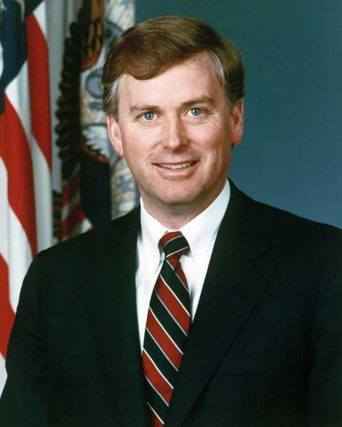 Dan Quayle -- 1989-93 under George H.W. Bush