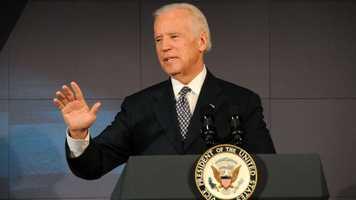 Joe Biden -- 2009 to present under Barack Obama