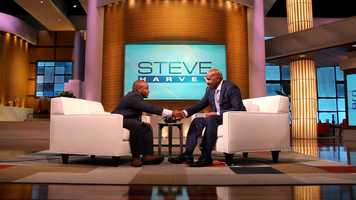 The show will premiere on WYFF on Sept. 4. at 2 p.m. News 4's Nigel Robertson and Benjie Newman from our promotions department traveled to Chicago to talk to Steve about the show.