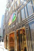 NBC studio in Chicago