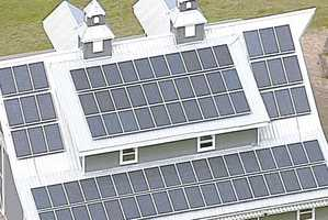 Ashmore said he's had a hard time finding an appraiser because of the unique additions Wilson made to the property including $ 365,000 worth of solar panels on his barn.