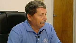 Sheriff David Taylor