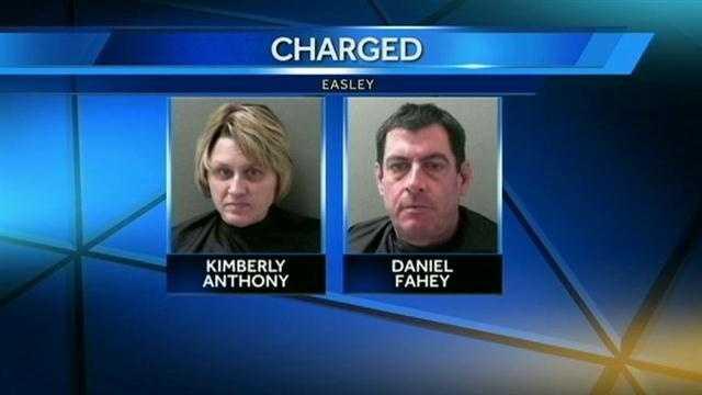 Teachers arrested on drug charges